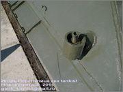 """Советский средний танк Т-34, завод № 183, III квартал 1942 года, музей """"Линия Сталина"""", Псковская область 34_183_032"""