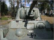 Советский тяжелый танк КВ-1, ЧКЗ, Panssarimuseo, Parola, Finland  1_007