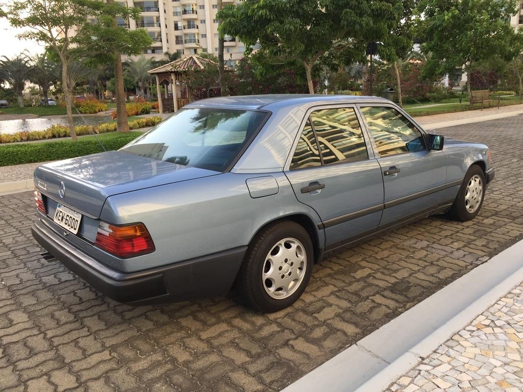 W124 200E 1990 - R$26.900,00 IMG_4610