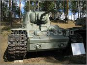 Советский тяжелый танк КВ-1, ЧКЗ, Panssarimuseo, Parola, Finland  1_003