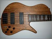 Projeto novo: Singlecut 5 cordas com headstock tipo Musicman (NS Luthieria) S_martyn