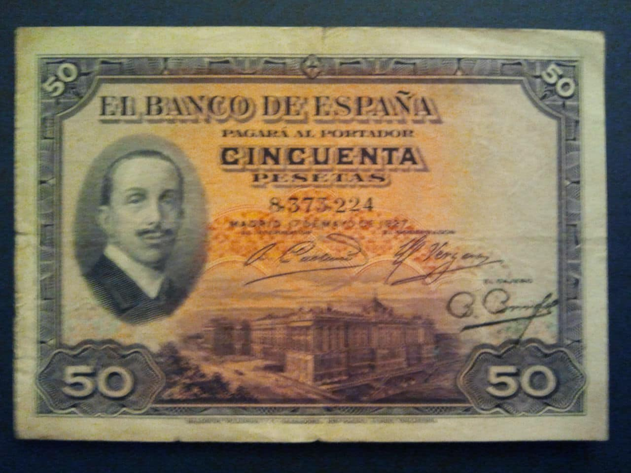 50 Pesetas 1927 (Alfonso XIII) 2014_03_14_20_37_06
