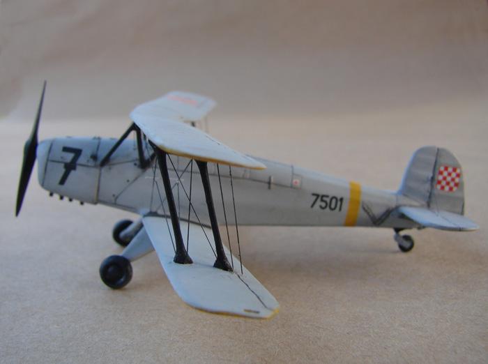 GALERIJA: Bucker Bu-131D, Strein, 1/72 DSC09522