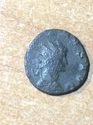 Antoniniano de Claudio II El Gótico. PAX AVG. Pax estante a izq. Ceca Siscia. IMG_5059