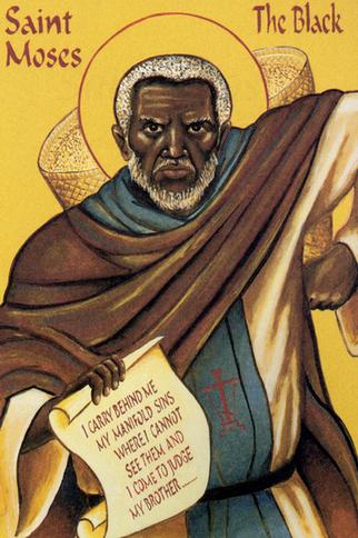 Jésus était un Négro/ NOIR Moise