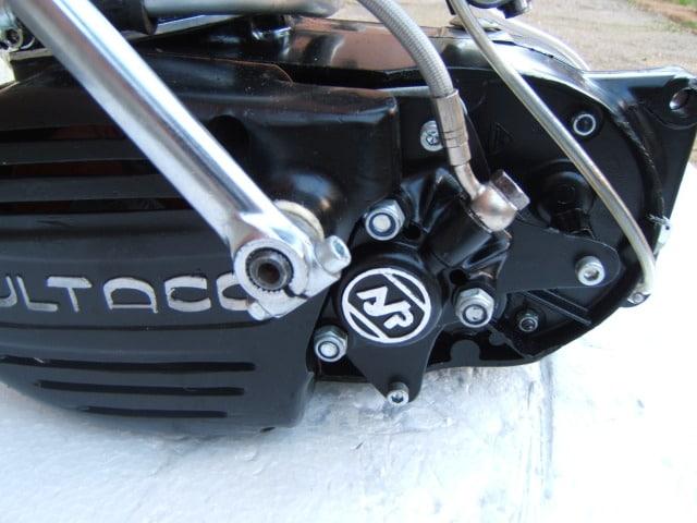 Embrague hidraulico en Bultacos. 29vc85u