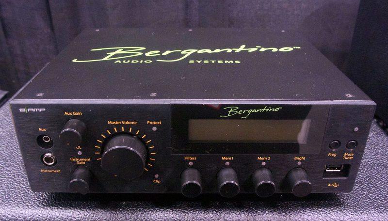 Bergantino B Amp! Berg2