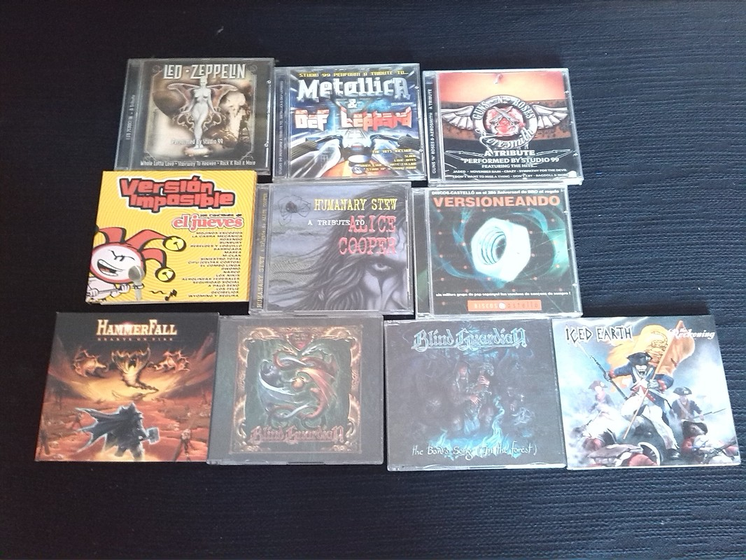 Vendo Cd's Image