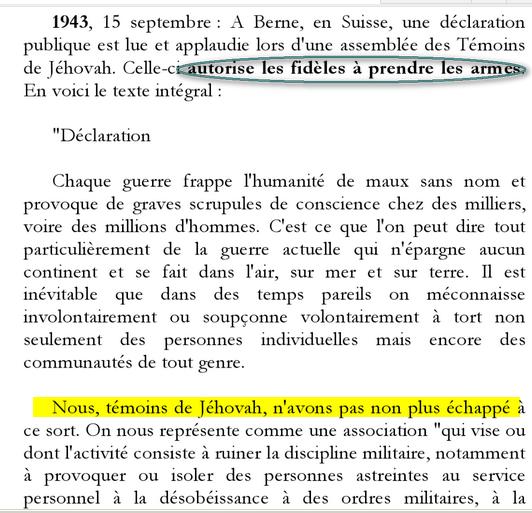 Les Absurdités du christianisme des Témoins de jéhovah - Page 2 102