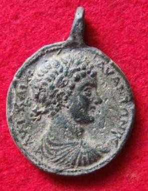 Medallón de Caracalla. ΕΠΙ ΟΥΑΛΜΟΛΟZ ΟΥΑΡΧΑ Σ/ΑΗΝΩΝ. Emperador a caballo. Lydia. Medallon_1