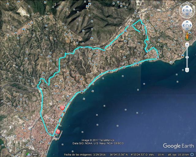 Mis rutas de la semana en e-bike Image