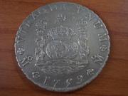 8 Reales  Fernando VI ceca de Méjico , 1.759 DSCN0877