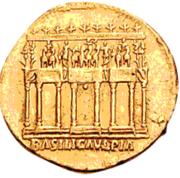 Glosario de monedas romanas. BASÍLICA ULPIA. Image