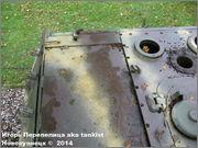 "Немецкий тяжелый танк PzKpfw V Ausf.G  ""Panther"",  rue D'Erezee, Manhay, Belgique Panther_Manhay_139"