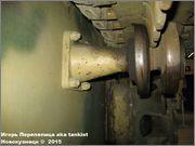 """Немецкая 15,0 см САУ """"Hummel"""" Sd.Kfz. 165,  Deutsches Panzermuseum, Munster, Deutschland Hummel_Munster_166"""