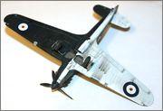 Hawker Hurricane MkI 1/72 airfix IMG_0975
