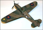 Hawker Hurricane MkI 1/72 airfix IMG_0966