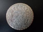 2 Reales 1.761/0. Carlos III. Méjico DSCN1304