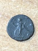 Antoniniano de Claudio II El Gótico. PAX AVG. Pax estante a izq. Ceca Siscia. IMG_5058