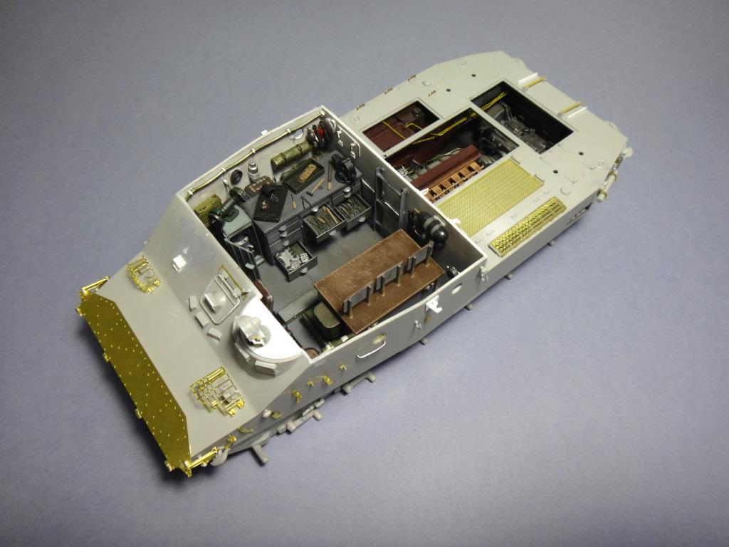 МТП на базе БТР-50ПК ГОТОВО - Страница 4 DSC01054