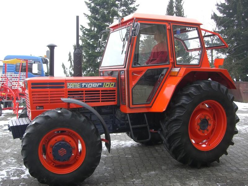 Hilo de tractores antiguos. - Página 3 SAME_TIGER_100