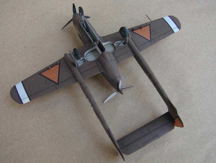 Fokker D-XXIII, RSmodels, 1/72 DSC02921