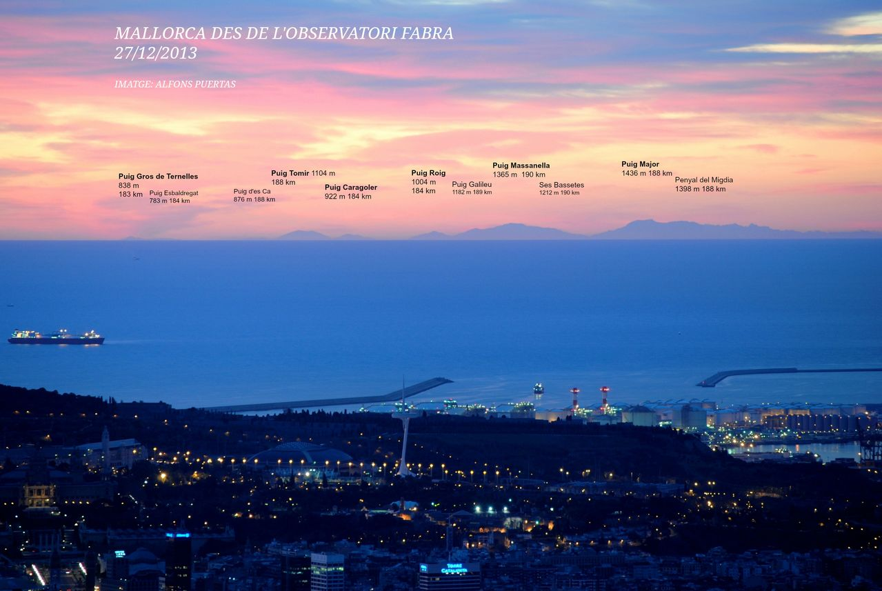 Flat Earth Image Proofs   - Page 5 Mallorca_desde_observatorio_fabra