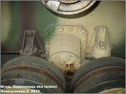 """Немецкая 15,0 см САУ """"Hummel"""" Sd.Kfz. 165,  Deutsches Panzermuseum, Munster, Deutschland Hummel_Munster_162"""