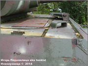 "Немецкий тяжелый танк PzKpfw V Ausf.G  ""Panther"",  rue D'Erezee, Manhay, Belgique Panther_Manhay_028"