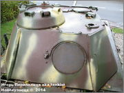 "Немецкий тяжелый танк PzKpfw V Ausf.G  ""Panther"",  rue D'Erezee, Manhay, Belgique Panther_Manhay_152"