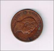 Estados Alemanes (Baden) - 1 kreuzer -1861  Kreuzer_1861_1