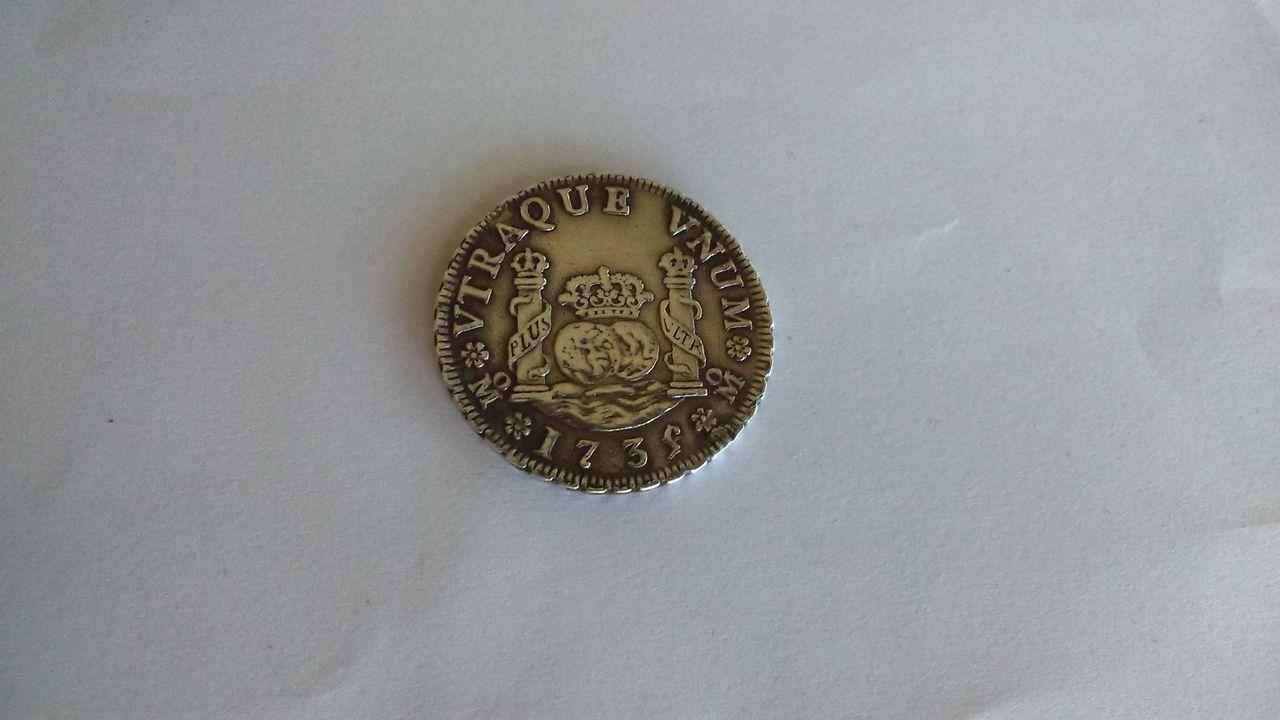 2 reales 1735 columnario. Felipe V, México DSC_0039