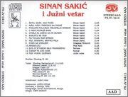 Sinan Sakic  - Diskografija  Sinan_1994_2_z