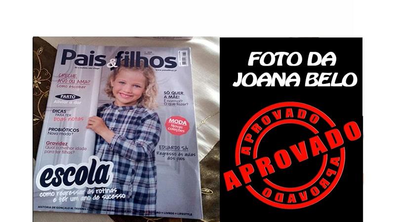 Amostras Clube Zero Dez - Revistas Grátis Pais & Filhos e Bebé d'Hoje [Recebido com Video] Aprovado