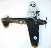Hawker Hurricane MkI 1/72 airfix IMG_0978