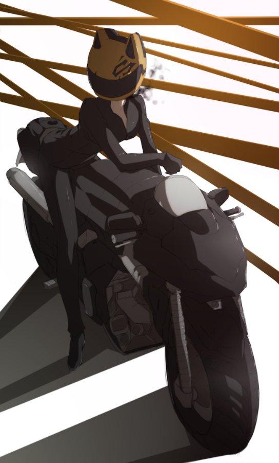 Арт по аниме «Дюрара!» (Durarara!!) - Страница 4 4eadea230f9f