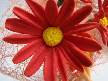Цветы ручной работы из полимерной глины - Страница 2 0bd93985d749
