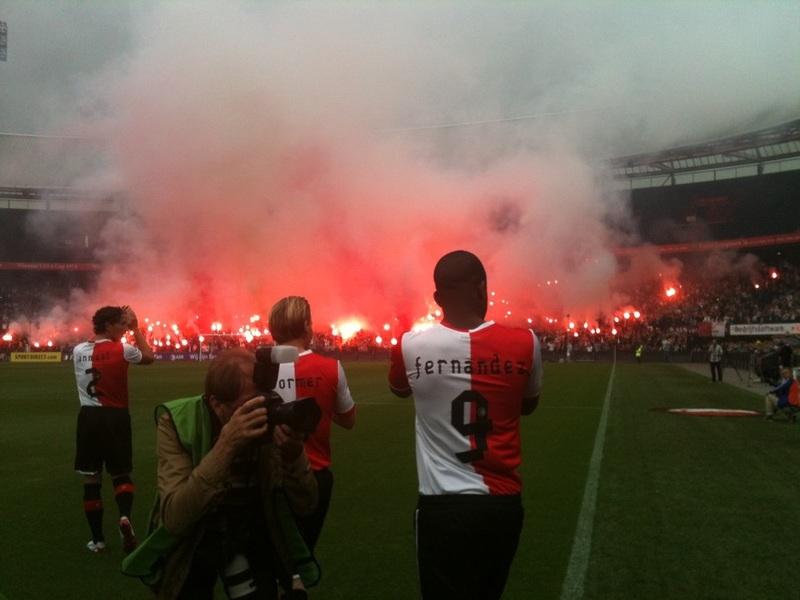 Feyenoord Rotterdam - Pagina 2 Training