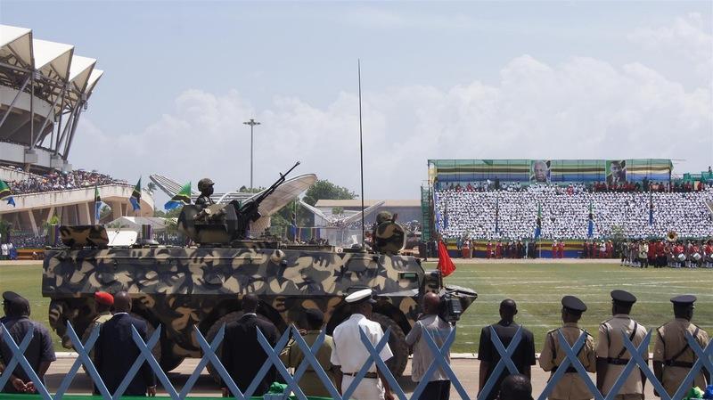 Armée tanzanienne / Tanzania Peoples' Defence Force ( TPDF ) DSC04961_28_Large_29