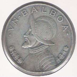 1 Balboa. Panama. 1931. San Francisco 1_balboa_19310002