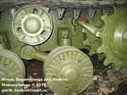 Советский тяжелый танк ИС-2, Музей техники Вадима Задорожного  2_022