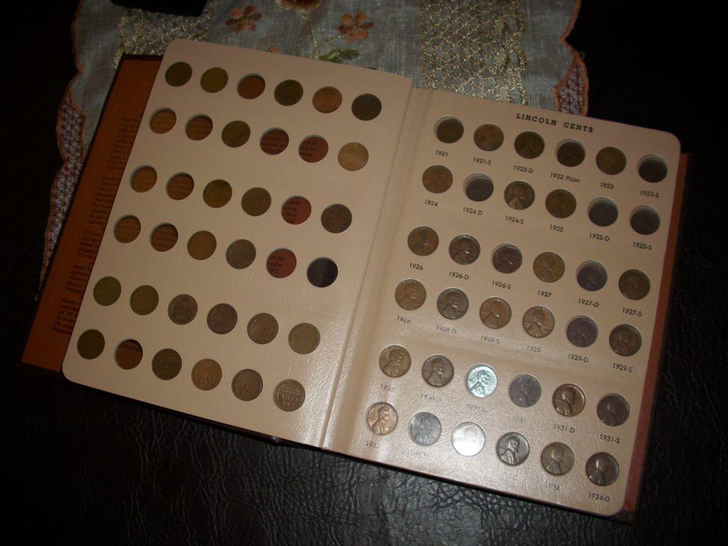 Coleccion Centavos Lincoln 1909-2016 IMG_2605