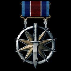 Medalhas BF3 Melee