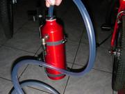 Decantadora de aceite para los gases SANY0033