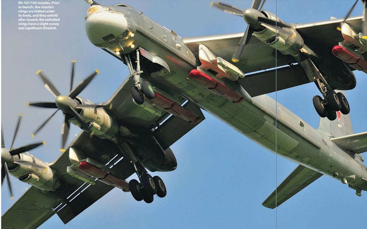 """Tu-95MS """"Bear"""" Kh_101"""