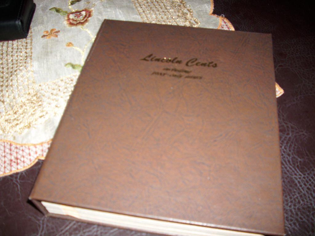Coleccion Centavos Lincoln 1909-2016 IMG_2602