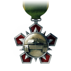 Medalhas BF3 Tank_service