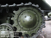 Советский тяжелый танк ИС-2, Музей техники Вадима Задорожного  2_025
