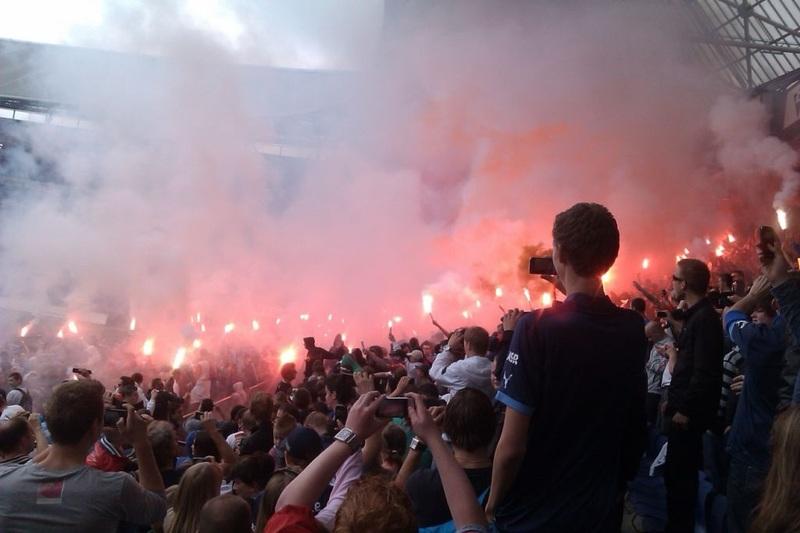Feyenoord Rotterdam - Pagina 2 Training8
