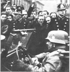 Desintegración de Checoslovaquia (15-3-1939)  Praga
